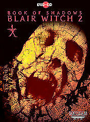 Book of Shadows: Blair Witch 2 (VHS, 2001) - Sealed