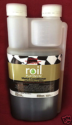 Roil Platinum METAL CONDITIONER 1L AntiFriction Engine Lubrication Treatment NEW