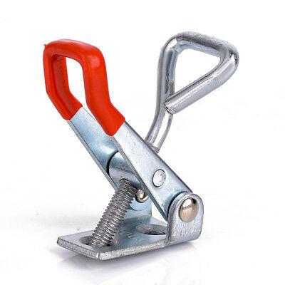 1pc NEW GH-4001 Quick Toggle Clamp 100Kg 220Lbs Holding Metal Latch Hand Tool