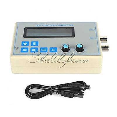 DDS Function Signal Generator Module Sine + Triangle + Square Wave + USB Cable