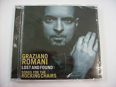 Graziano Romani - Lost And Found : Songs For The Rocking Chairs  - Cd New 2002