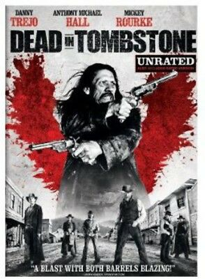Dead in Tombstone [New DVD] Slipsleeve Packaging, Snap Case, Unrated