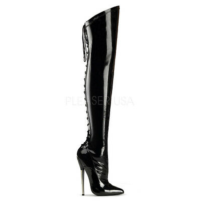 DAGGER 3060  Devious Pleaser Top High Heels NEU