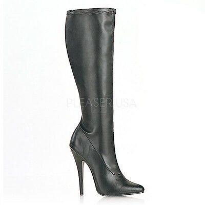DOMINA 2000  Devious Pleaser Top High Heels NEU