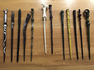 Harry Potter Wand [15 Designs] RAPID FAST DELIVERY