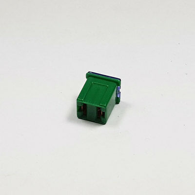 40A Jcase Fuses 40 A Amp Green Low Profile Female Push In Cartridge Fuse J Case