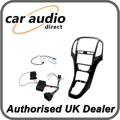 Connects2 CTKVX04 Vauxhall Astra J 2010 Complete Radio Installation Kit