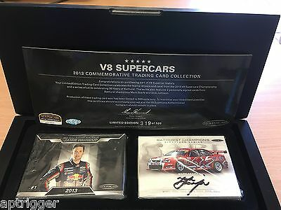2013 V8 Supercars 50 Years of Bathurst COMMEMORATIVE COLLECTION