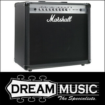 """Marshall MG101CFX 100w 1x12"""" Electric Guitar Amplifier Combo w/ Effects RRP$849"""