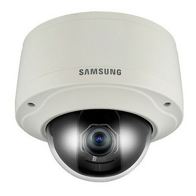 New SAMSUNG SCV-2060 High Resolution Vandal Dome Camera