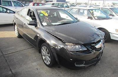 Mazda 6 Right Hand Front Door Bare Gg/gy, Std Type, 09/02-02/08 *0000011534*