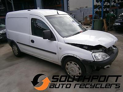 Holden Barina Right Hand Front Door Bare Xc (Combo Van), 09/02-09/11 *0000018248