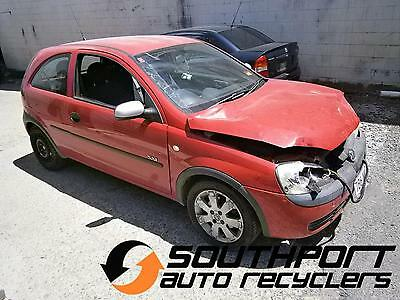 Holden Barina Right Hand Front Door Bare Xc, 3Dr Hatch, 03/01-11/05 *0000015108*