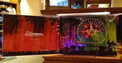 Disney California Adventures World of Color Light Up Photo Frame Picture Holder