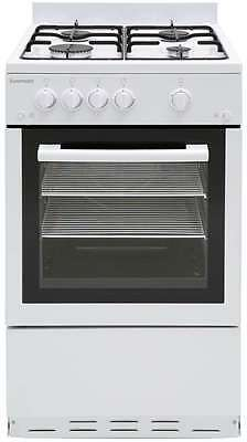 NEW Euromaid 50cm 60L Freestanding LPG Gas Oven/Stove GGFW50LP