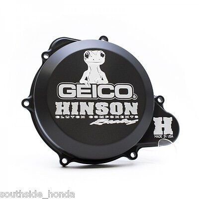 Hinson Racing Limited Edition Geico Clutch Cover Honda Crf250R