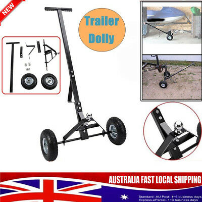 New Heavy Duty Ndustrial Hand Trolley Foldable Wheel Truck Platform Cart 80Kg Au