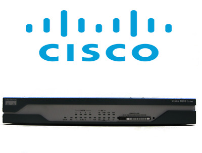Cisco 1803 V4  Integrated Services Router