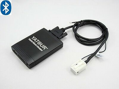 Bluetooth USB SD AUX Adapter kompatibel mit Golf 5 6 V VI Variant Plus Cabrio