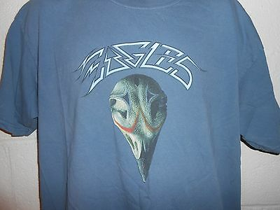 Vintage Eagles Farewell Tour 2003 2 Sided T-Shirt Size XL