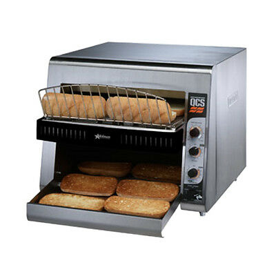 Star QCS3-950H 950 Slice/Hr Horizontal Conveyor Toaster