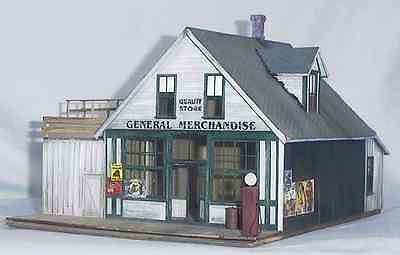 Building & Structure Co S Scale Ophir General Merchandise  Laser Kit 109 S