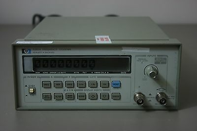 HP Agilent 5384A Frequency Counter, 10hz-225Mhz, fully tested with Warranty