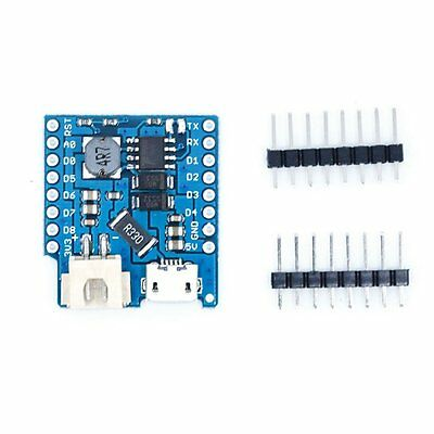 WeMos D1 mini Single Lithium Battery Charging Board D1 Lithium Battery Boost Shi