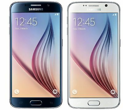 """5.1"""" Samsung Galaxy S6 SM-G920A 16MP 32GB (AT&T Unlocked) Android Smartphone"""