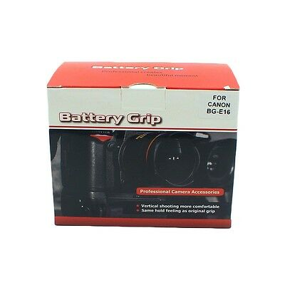 BG-E16 Battery Grip For Canon EOS 7D Mark II  Shipping With Tracking Number New