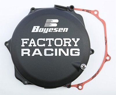Boyesen Right Side Crank Case Clutch Cover Suzuki RMZ450 RMZ 450 RM Z450 08-17