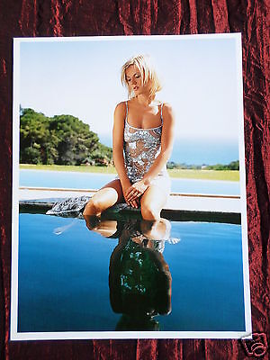 Geri Halliwell - Pop Star - 1 Page Picture - Clipping / Cutting -#7