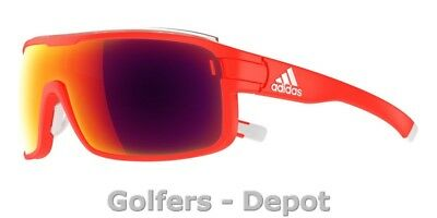 Adidas Brille ad02 ZONYK Pro S solar red 6050