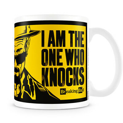 Official Licensed Product Breaking Bad Mug Cup Coffee Tea Gift Box New