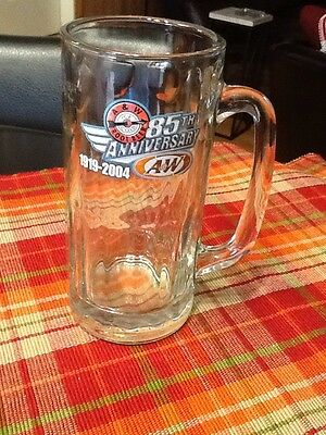 One A & W 85th Anniversary Root Beer Mug 1919-2004 Excellent Condition!