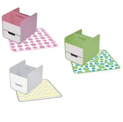 B.Box Baby The Essential Nappy Caddy and Change Mat Diaper Nursery Storage Bbox