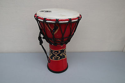 TOCA Rope-Tuned HAND PERCUSSION Drum Djembe Lap Bongo Goblet