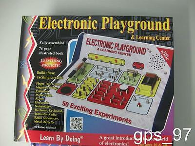 All Scales ELENCO EP-50 Electronic Playground & Learning Center - NIB