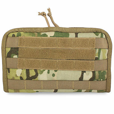 Bulldog MOLLE Military Army Commander Admin Panel Pouch Map Case Cover MTP