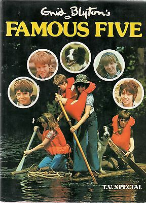 Enid Blyton's Famous Five  T.v.special / Hb 1978 / Fine / Unclipped.