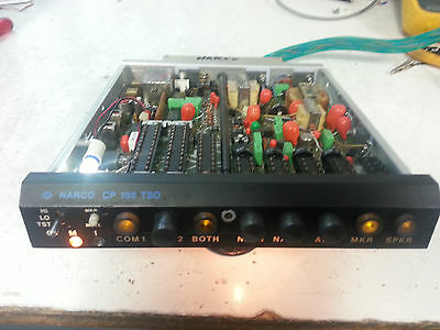 Narco CP136/Marker Audio Panel