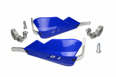 blue BarkBusters JET HandGuard Kit (Two Point Tapered Mount)