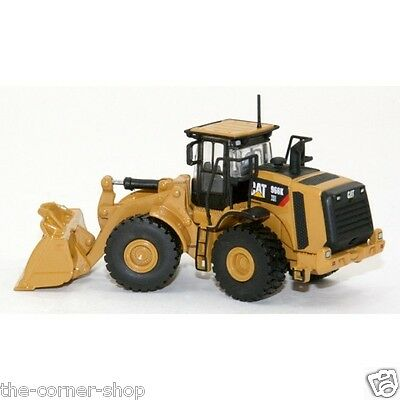 Superb Tonkin Replicas 1/87 Diecast Cat Caterpillar 966K Xe Wheel Loader Tr10016