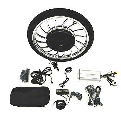 "20"" Rear Wheel 48V1000W Electric Bicycle E Bike Motor Kit-Sine Wave controller"