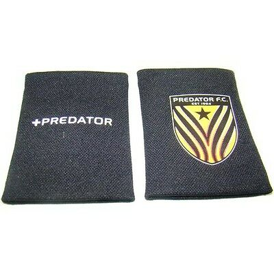 2x ADIDAS PREDATOR F.C. GUARD STAY SHIN GUARD HOLDER NEW 19€ football socks