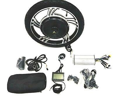 "18"" Rear Wheel 48V1000W Electric Bicycle E Bike Motor Kit-Sine Wave controller"