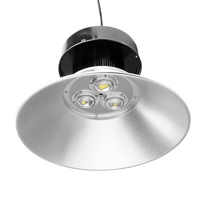120W High Bay Light LED Lamp Warehouse Industrial Factory Commercial Lighting