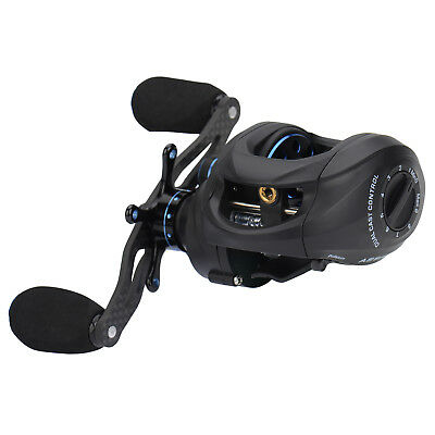 Newly Released kastKing Assassin Carbon Baitcasting Fishing Reel Baitcaster Reel