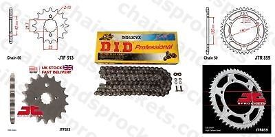 DID- X Ring Chain Kit 15t 48t 110 Links fits Yamaha FZS600 Fazer 98-03