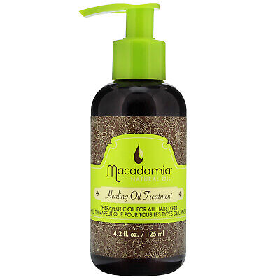 Macadamia Classic Care & Treatment Healing Oil for All Hair Types 125ml for her